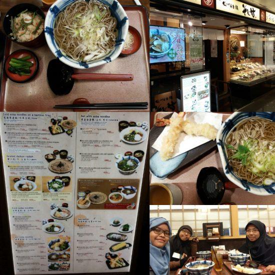 Halal food Osaka - Sojibo Soba Kansai