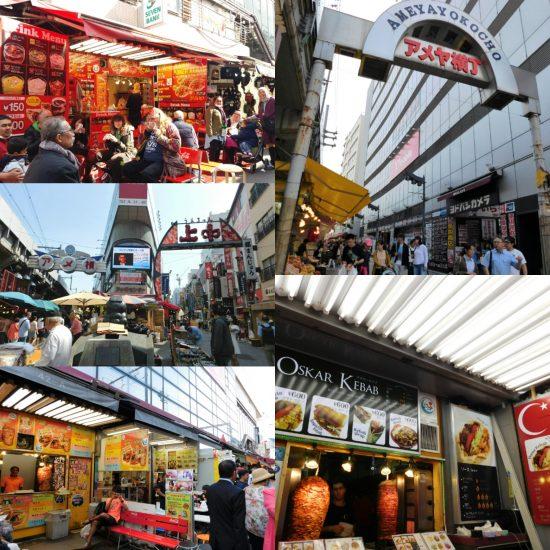 Halal food Tokyo - Kebab Ameyoko market - ilgotrip