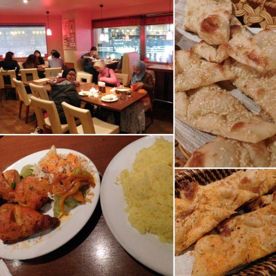 Halal food Tokyo - Siddique Shinjuku - ilgotrip