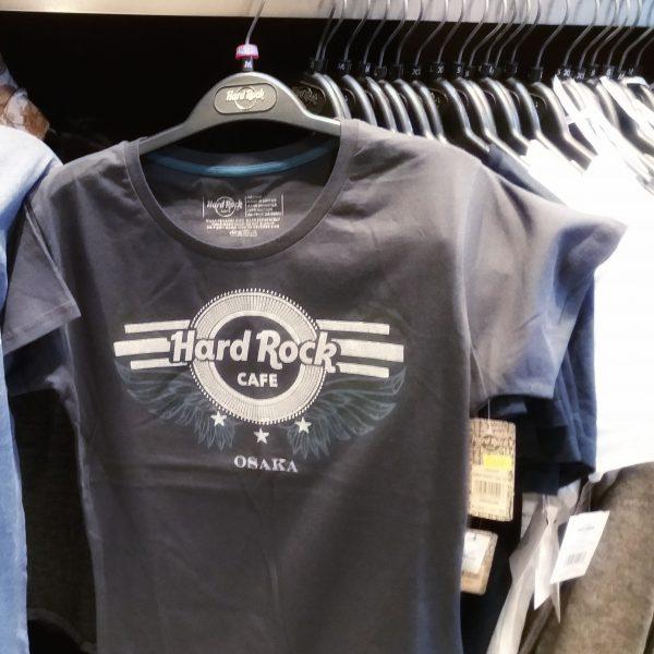 Kaos Hard Rock Jepang ladies