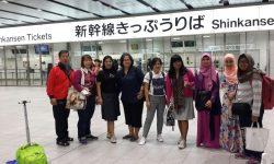 paket tour trip murah Jepang - Shinkansen