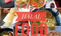 tempat makan halal di jepang